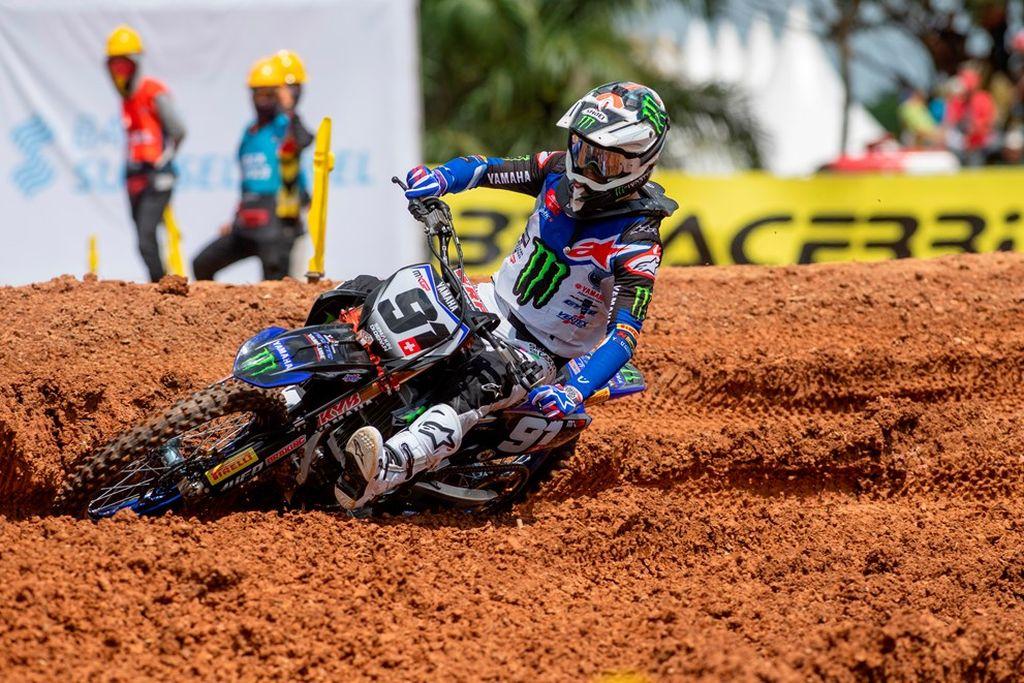 MXGP Indonesia Seewer moto 1 2019