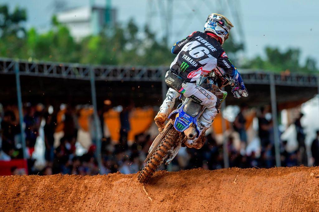 MXGP Indonesia febvre moto 2 2019