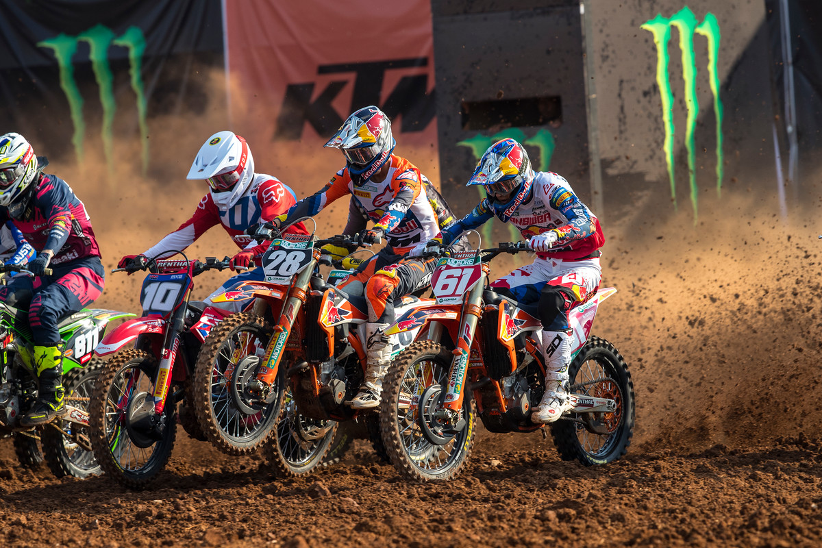 MXGP of Asia highlights qualif Prado 2019