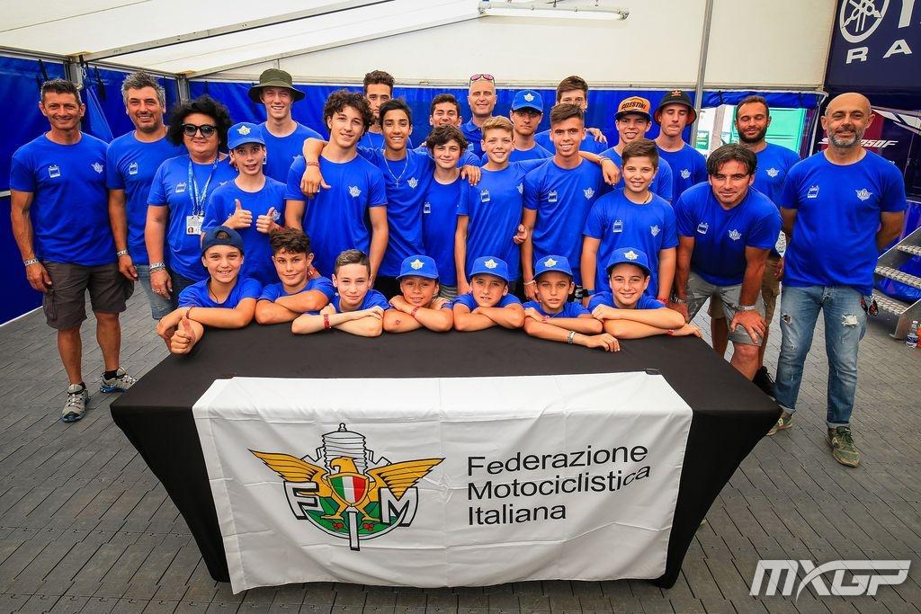 MXJunior 2019 Trentino Guadagnini e Russi in pole C