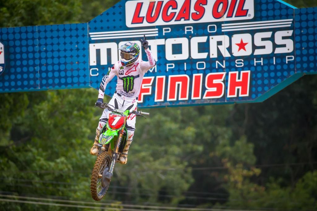 AMA National Budds Creek Tomac 2019