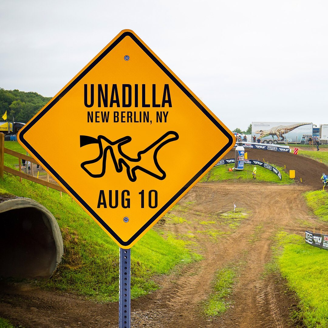 AMA National Unadilla Race Links 2019