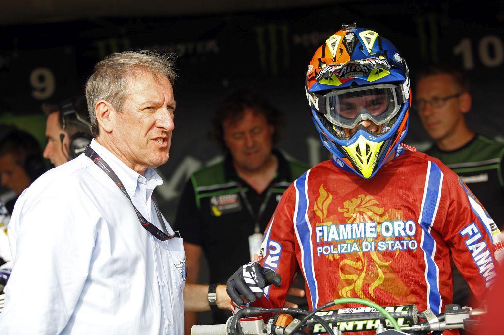 Alessandro Lupino ottavo nel GP d'italia a Imola