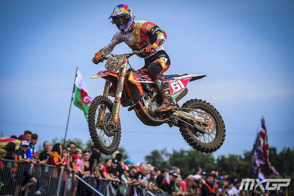 MXGP of Belgium moto 1 Prado 2019