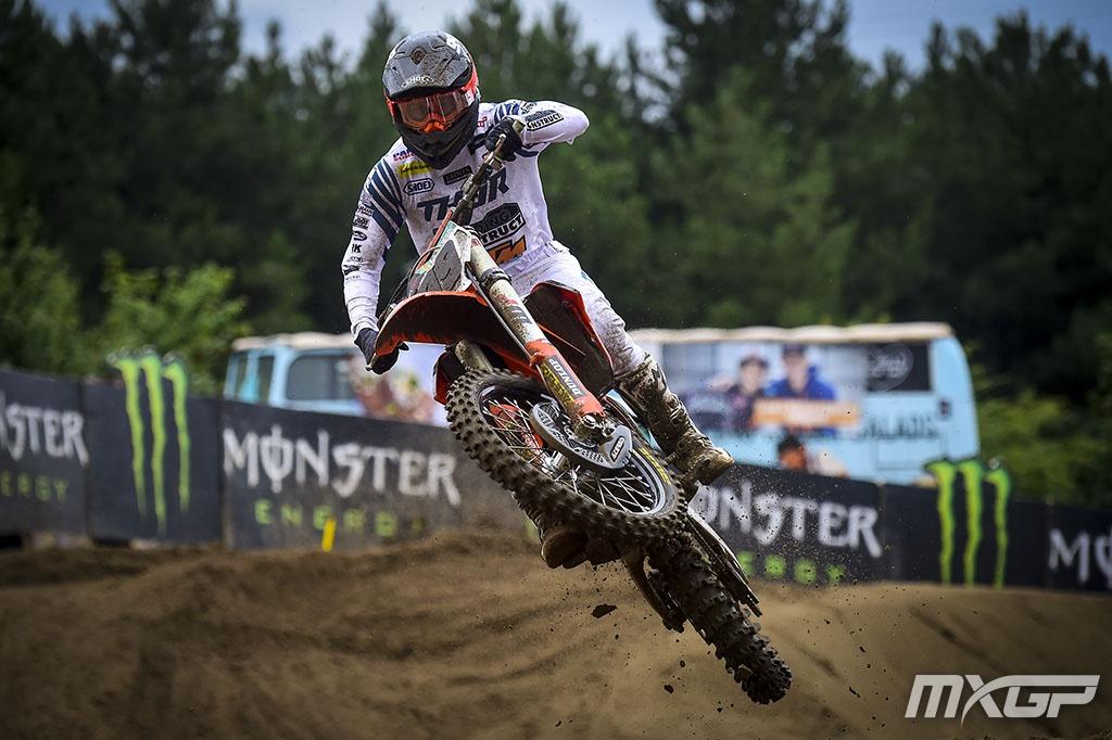 MXGP of Belgium moto 2 Anstie 2019