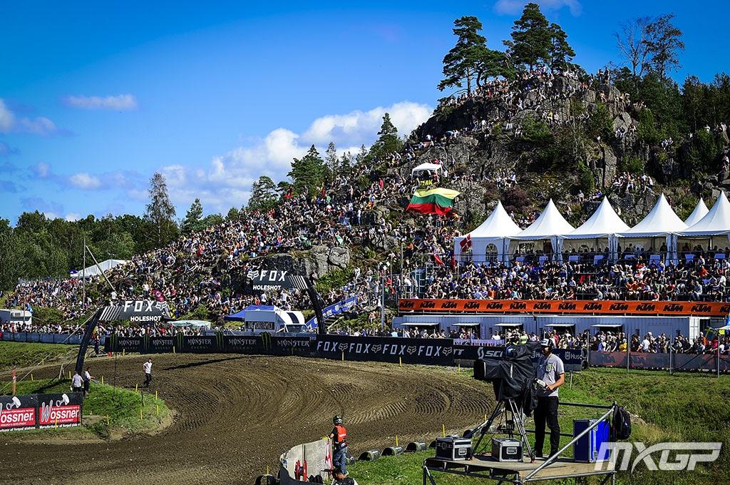 MXGP of Sweden La pagella vichinga track 2019