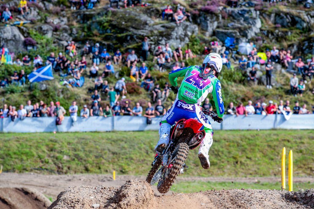 MXGP of Sweden Vlaanderen moto 2 2019