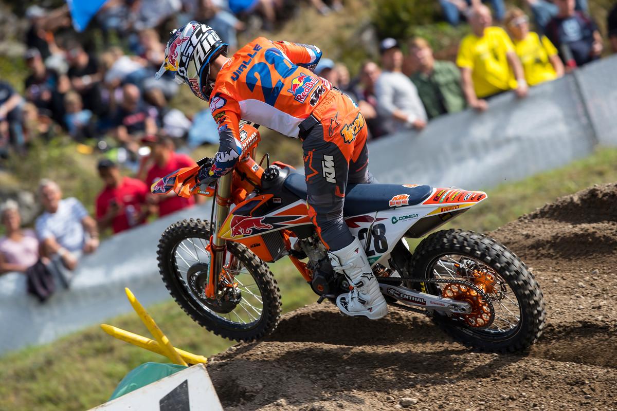 MXGP of Sweden prado moto 2 2019
