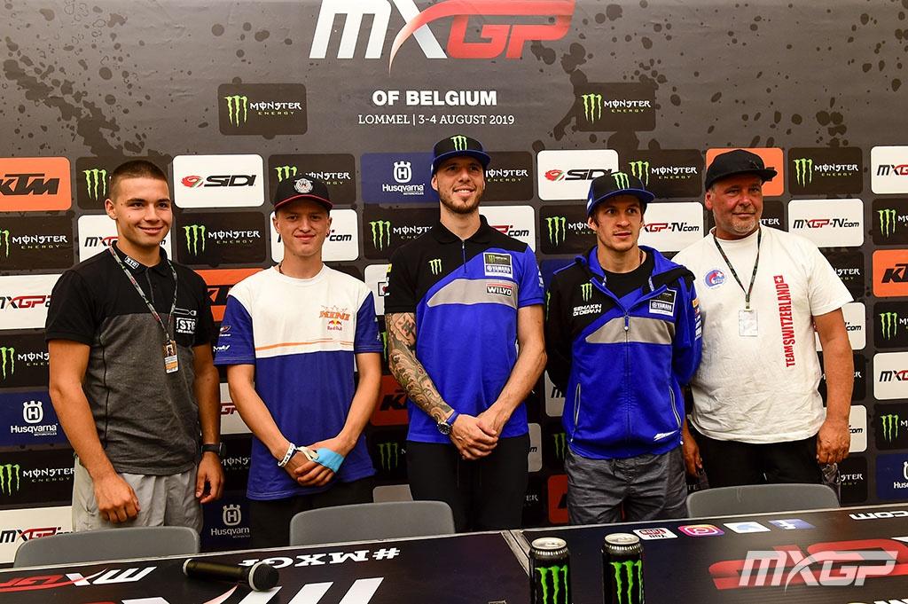 MXoN 2019 Assen Team France - Belgio - Svizzera A 2019