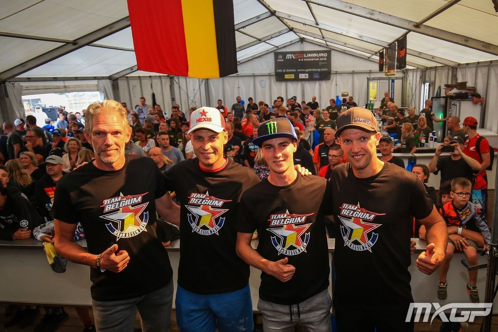 MXoN 2019 Assen Team France - Belgio - Svizzera B 2019