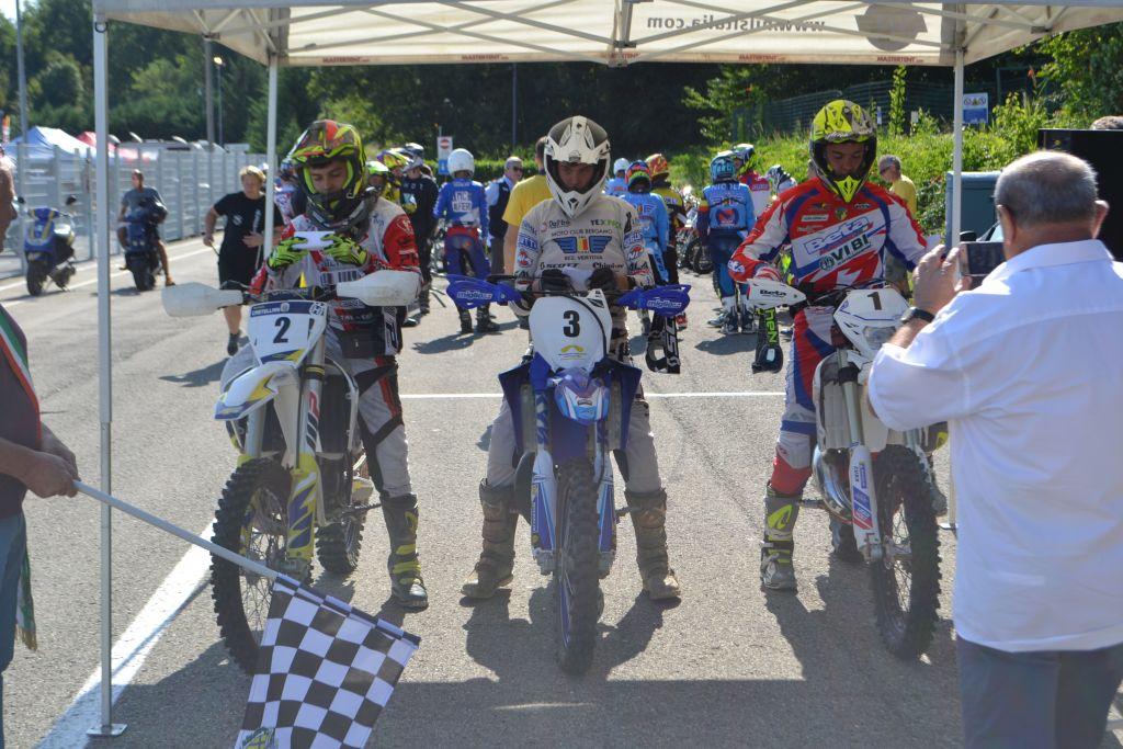 Trofeo Mario Ferrero Interregionale Minienduro Varano de Melegari B