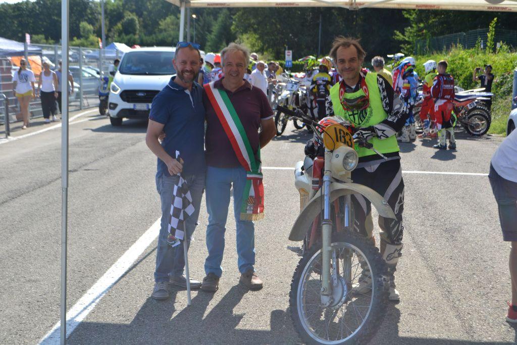 Trofeo Mario Ferrero Interregionale Minienduro Varano de Melegari C