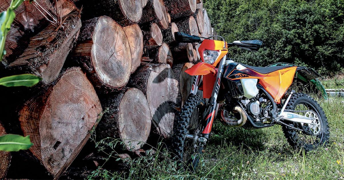 Test Enduro - KTM EXC 150 TPI