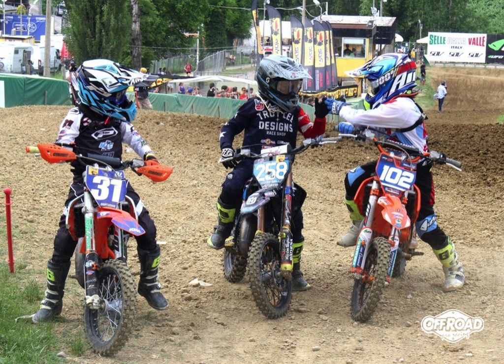 Italiano MX Junior Esanatoglia penultimo appuntamento 2019