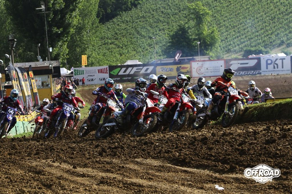 Italiano MX Junior Esanatoglia penultimo appuntamento B 2019