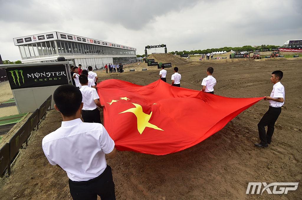MXGP of China La pagella orientale 2019