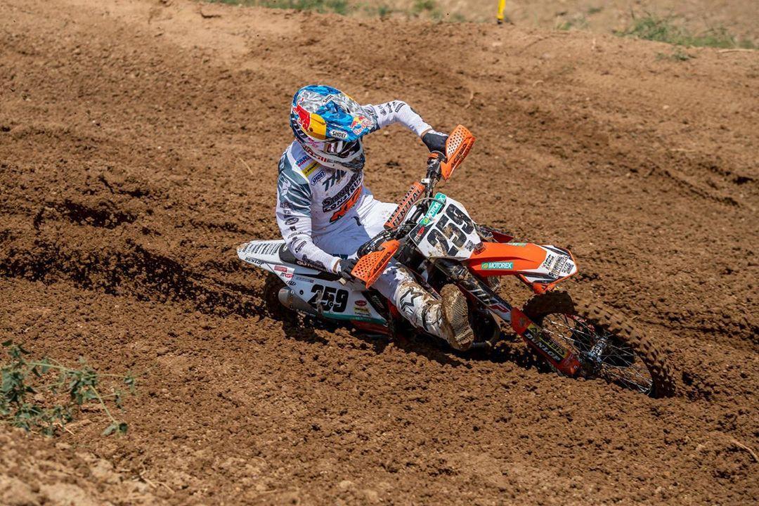 MXGP of Turkey Coldenhoff moto 2 2019