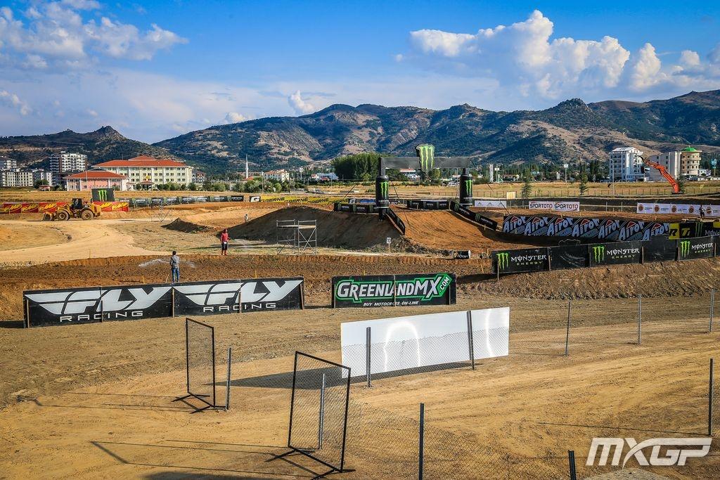 MXGP of Turkey La pagella ottomana Track 2019