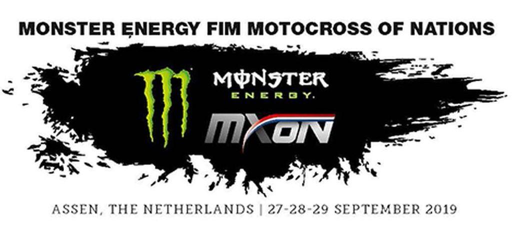 Monster Energy Motocross of Nations Entry List 2019