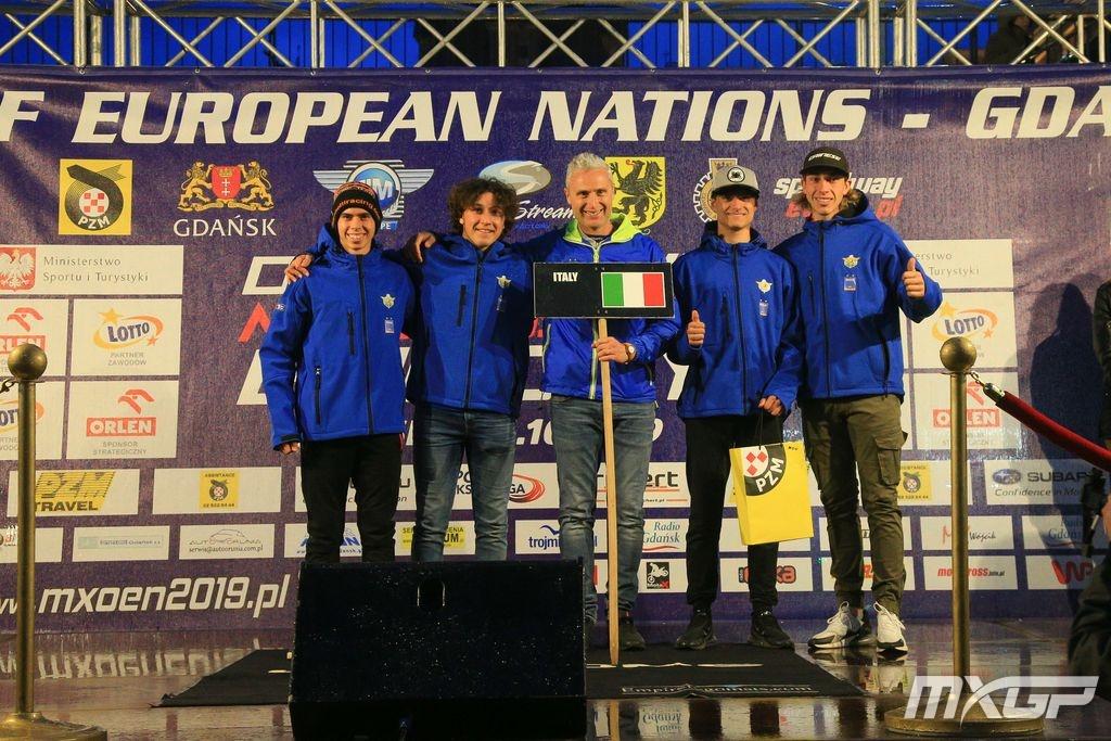 MXoEN Polonia Italia in pole position 2019