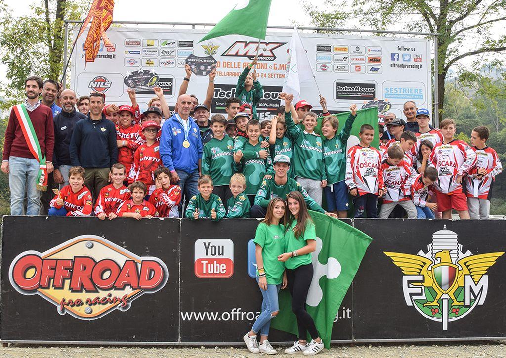 Mantova Al via il Trofeo delle regioni G. Marinoni & A. Morresi 2019