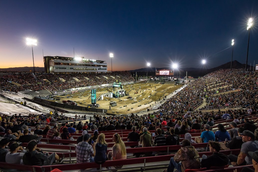 Monster Energy Cup 2019 Race Links