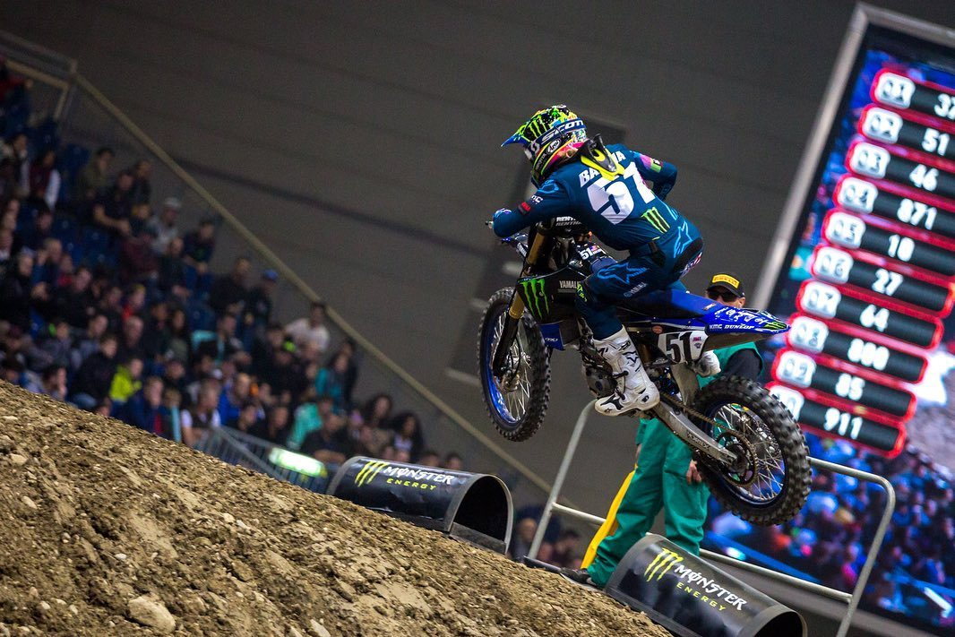 Geneva Supercross day one Martin Davalos a sorpresa A