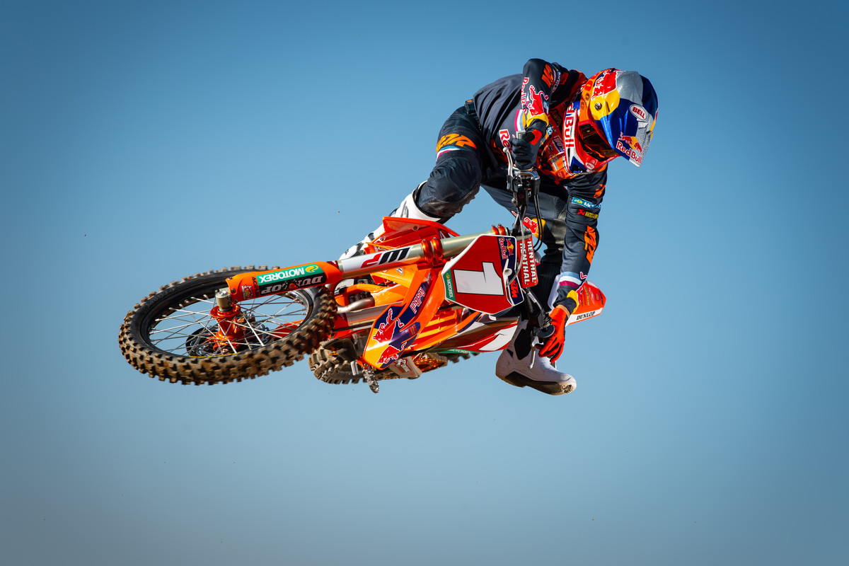 Presentazione 2020 Team Red Bull KTM Usa F