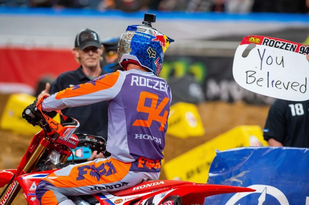 Ken Roczen E' stato incredibile 2020 A