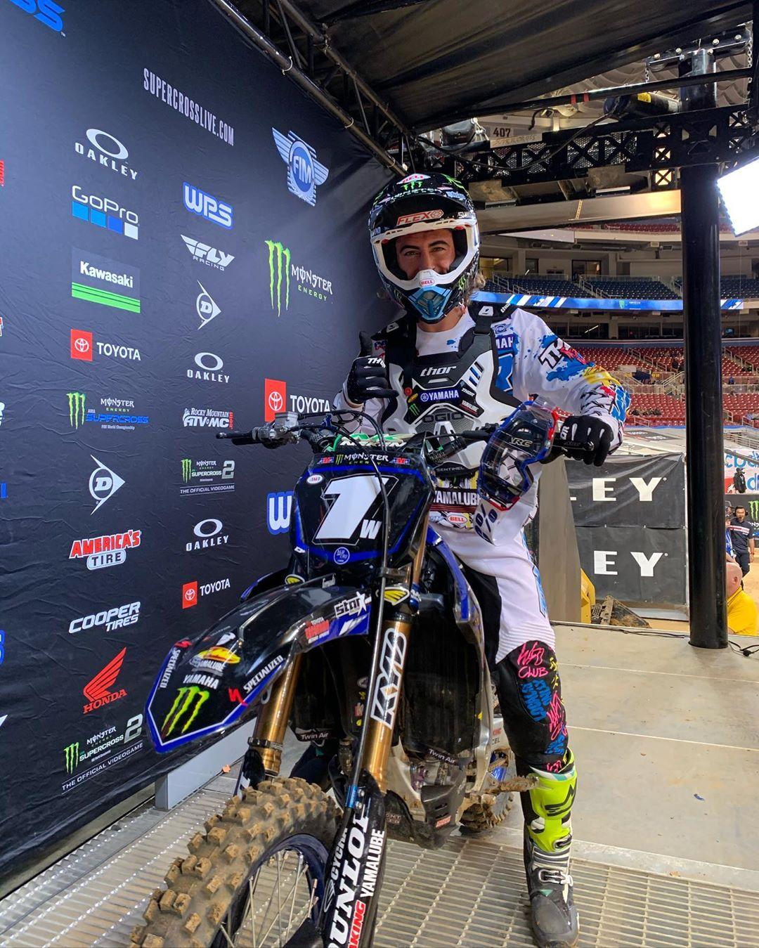 Supercross St.Louis Risultati Ferrandis qualif 2020