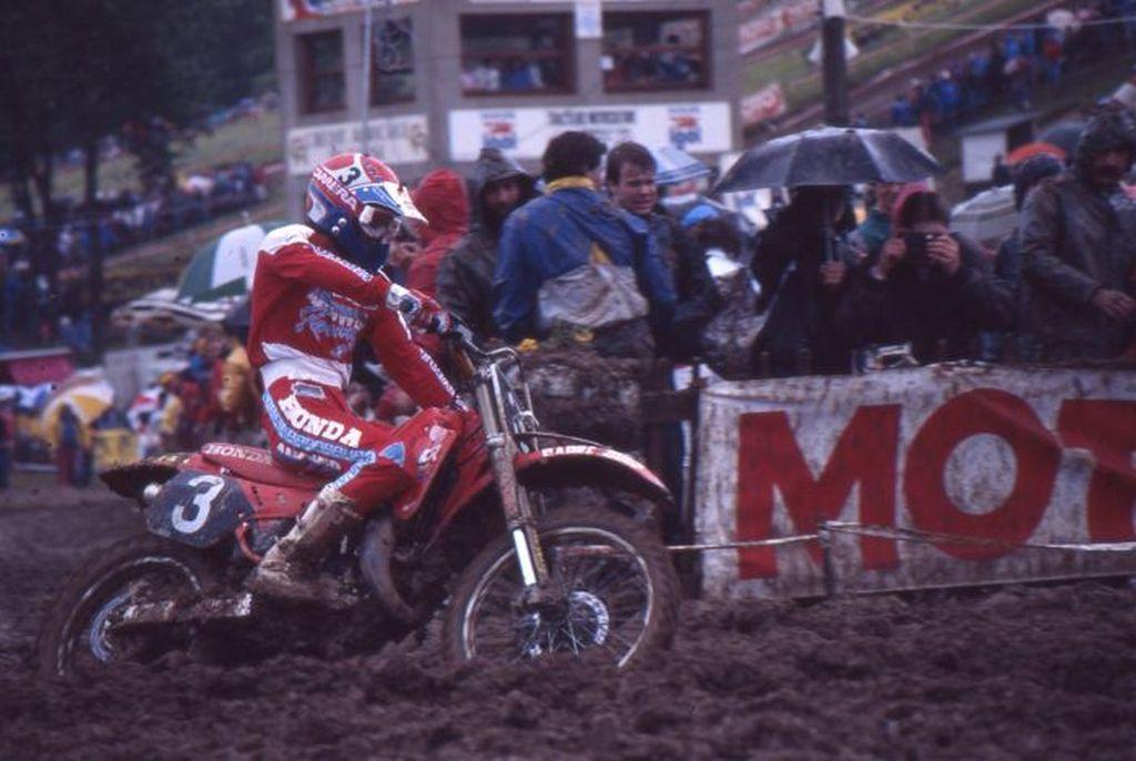 Le immagini più spettacolari della stagione MX 1988 VIDEO