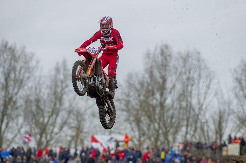 MXGP of The Netherlands Gajser moto 2 2020