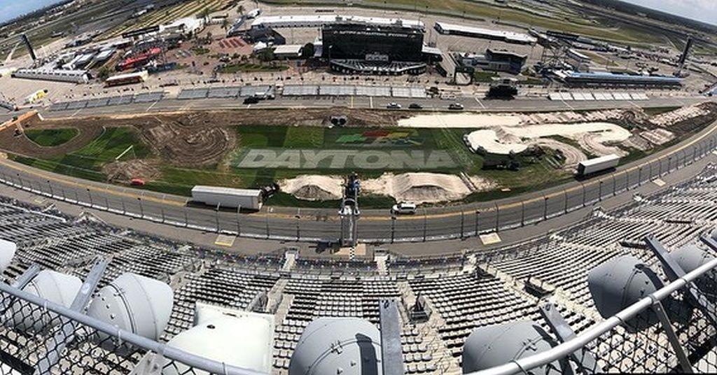 Supercross Daytona Race links A 2020