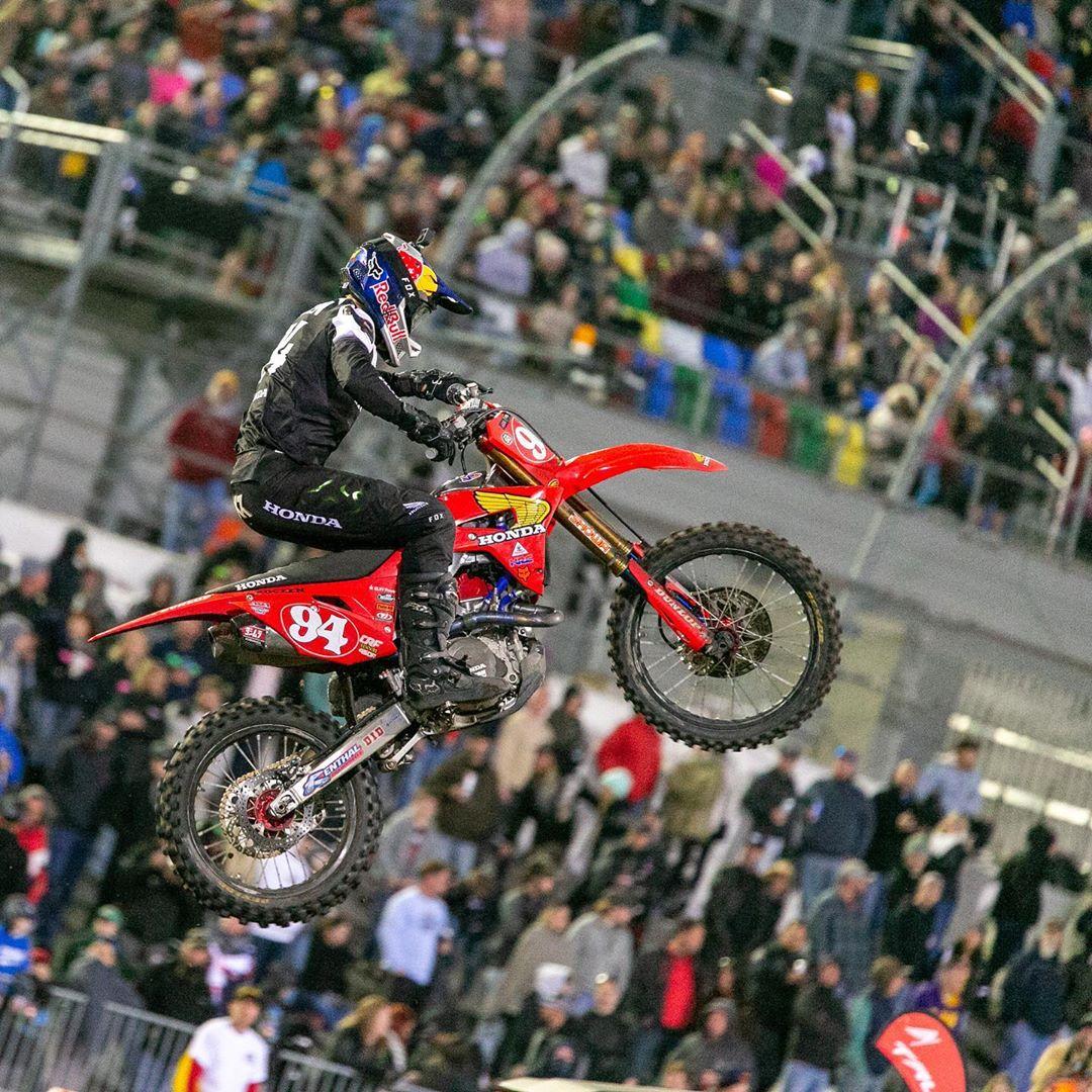 Supercross Daytona Roczen 2020