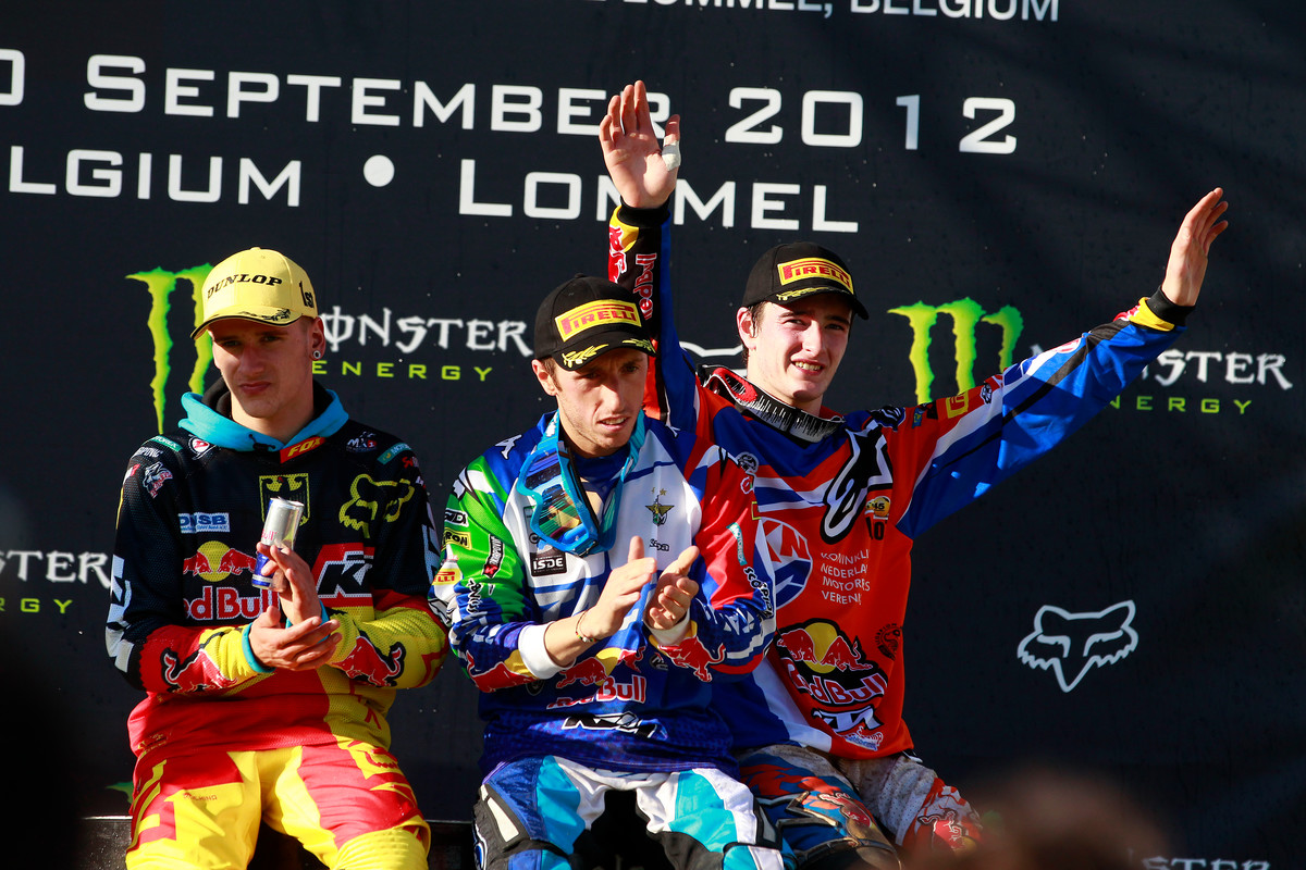 Motocross of Nations History 2012 Belgium VIDEO