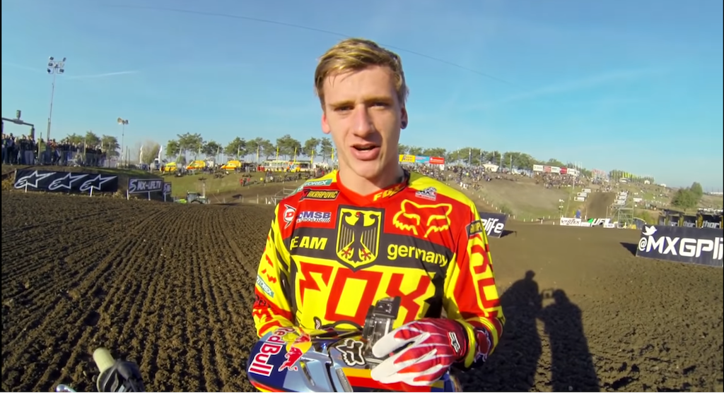 Motocross of Nations History 2013 Germany VIDEO