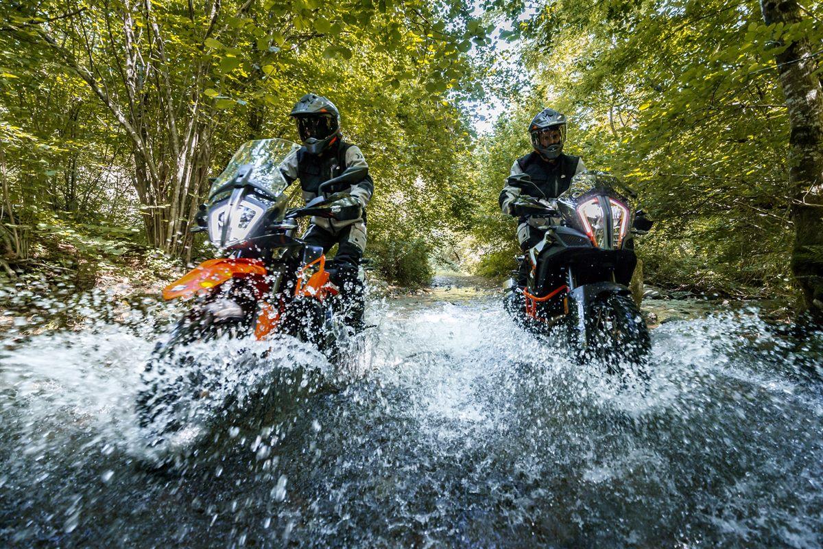 KTM Nuove proposte Corsi Enduro e Maxi Enduro Offroad 2020