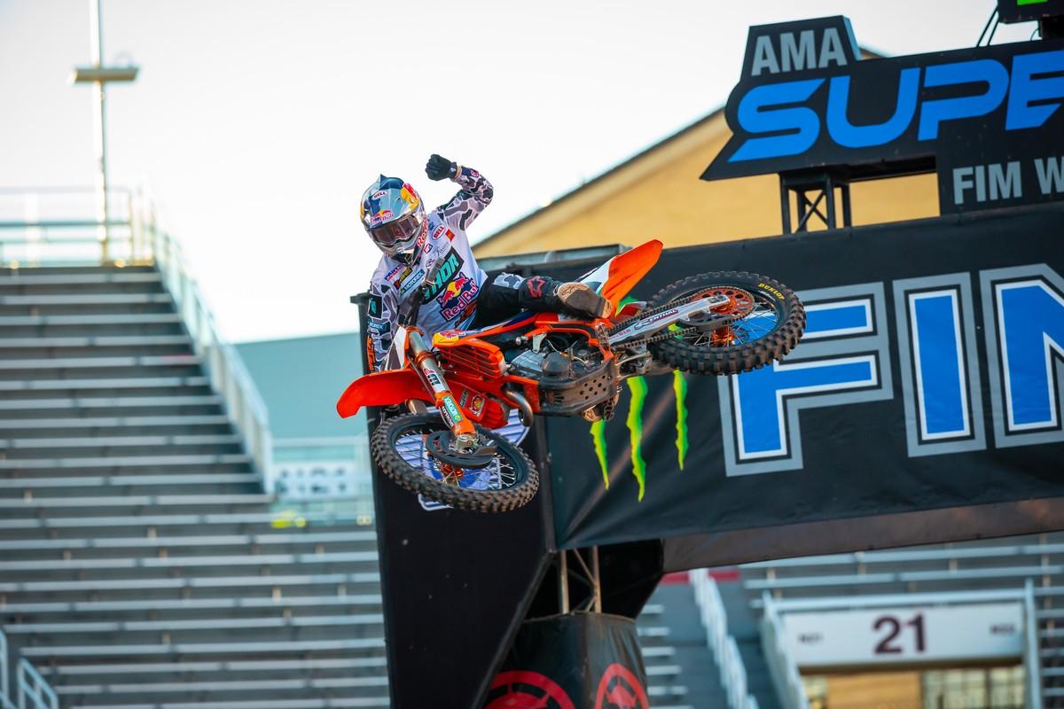 Supercross Salt Lake City 4 VIDEO 2020