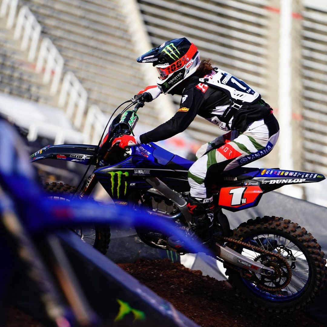 Supercross Salt Lake City 5 Ferrandis 2020