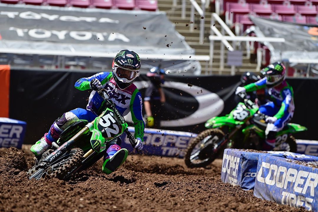 Supercross Salt Lake City 5 Forkner 2020