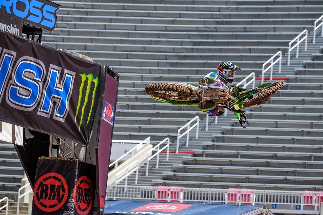 Supercross Salt Lake City 6 Race links A 2020