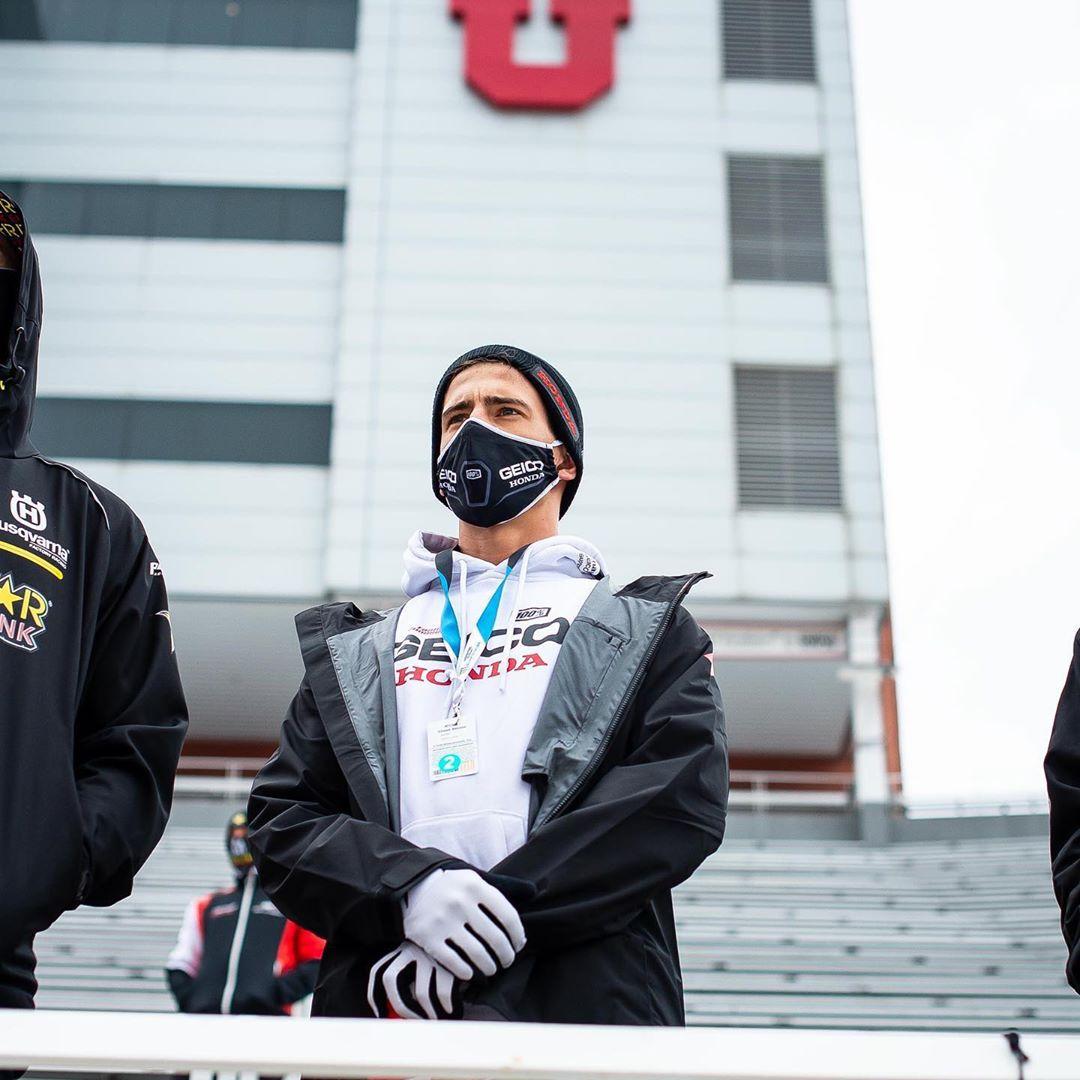 Supercross Salt Lake City 6 Race links C 2020