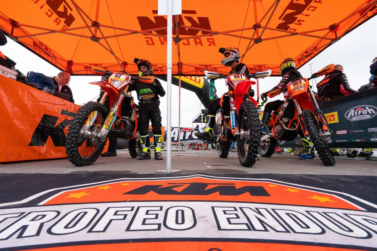 Trofeo Enduro KTM 2020 si torna in sella A 2020