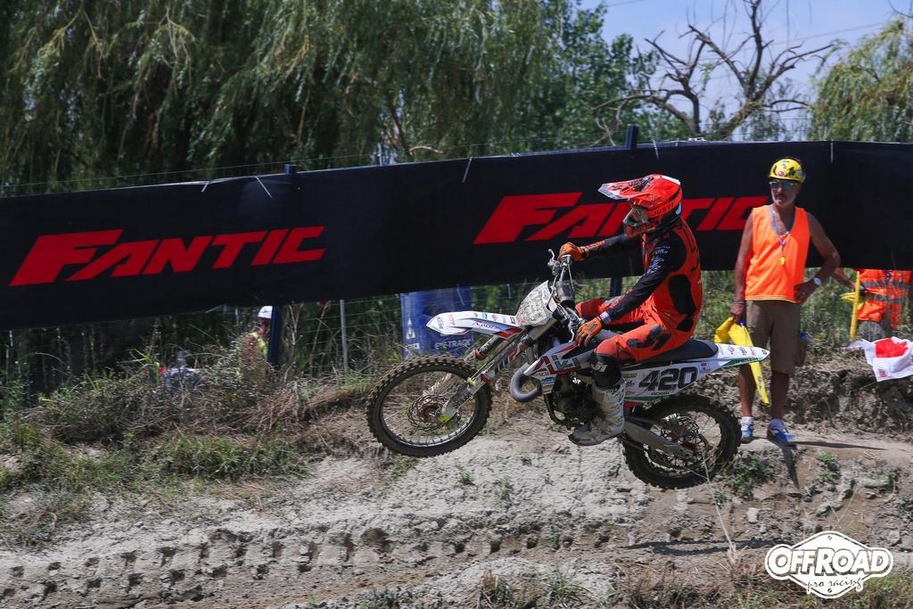 Italiano MX Junior Sold out di piloti al città di Cremona A2020