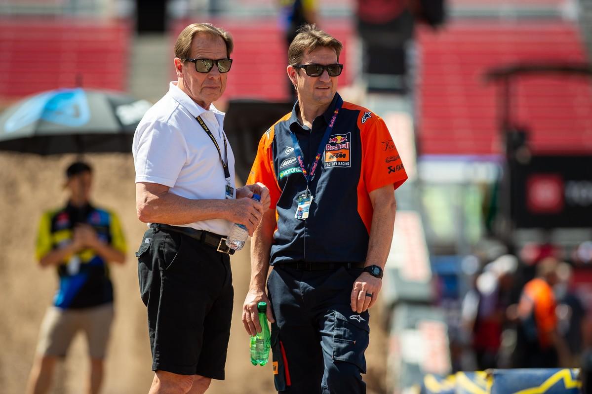 Roger De Coster e KTM ancora due anni insieme