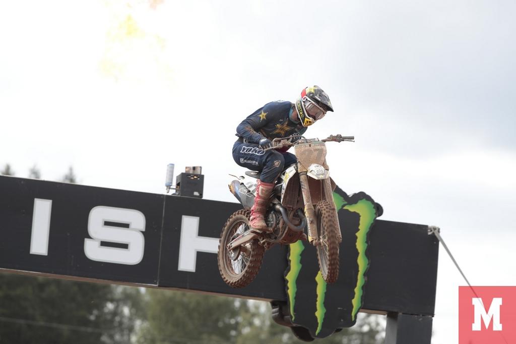 MXGP of Riga Jasikonis race 2