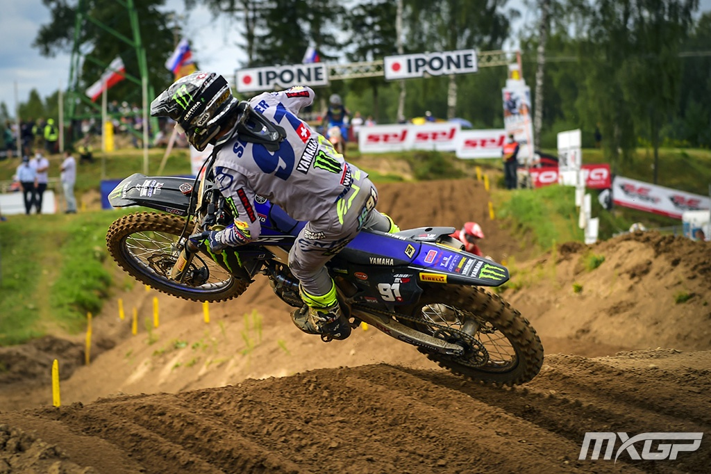 MXGP of Riga La Pagella Mid-sand e due 2020 Seewer