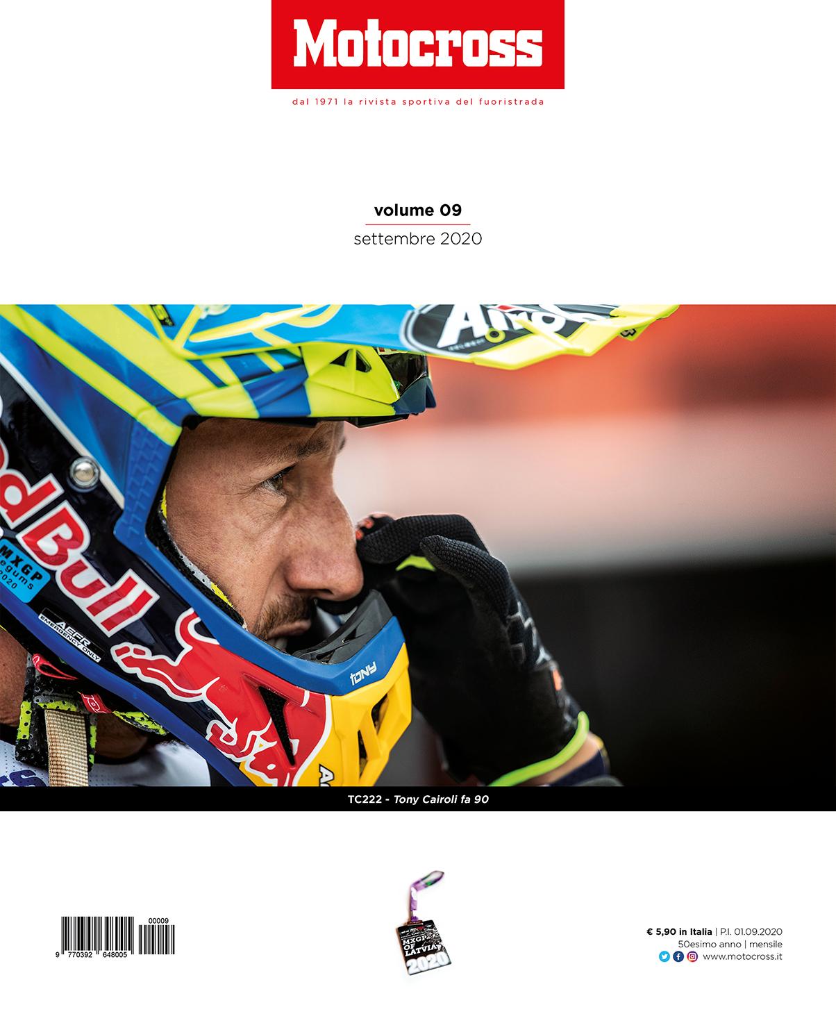 Motocross Settembre 2020