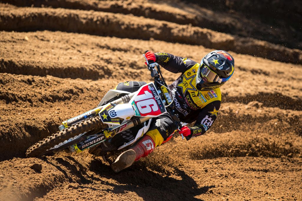 Zach Osborne si impone con una doppietta a Red Bud 1 2020 - Motocross.it