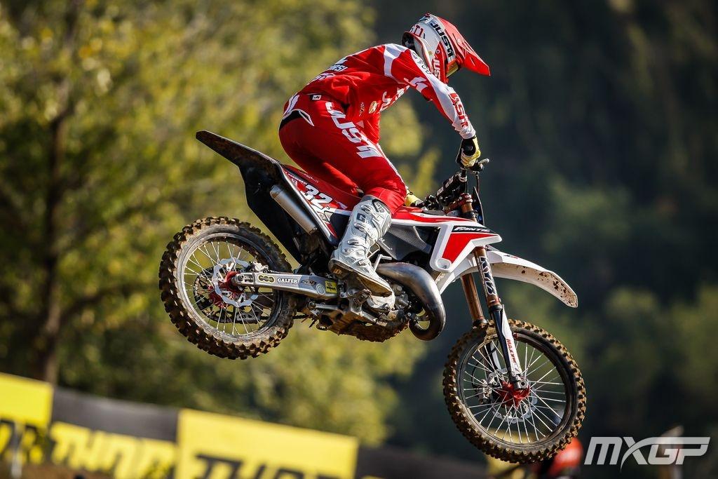EMX 250 - 125 of Flanders Bonacorsi race 2 2020